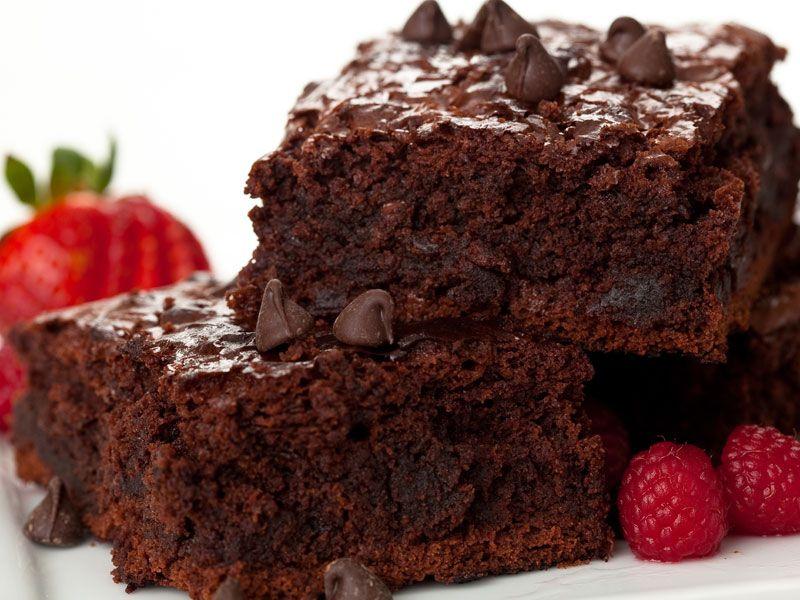 Recept na čokoládové brownies