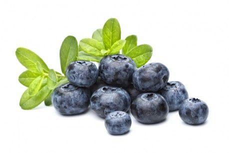 7 potravín, ktoré redukujú bolesti svalov po tréningu čučoriedky