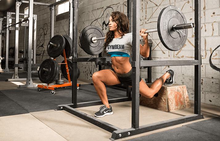 Najbolje vježbe za stražnjicu i noge - savjetuje Nicole Wilkins