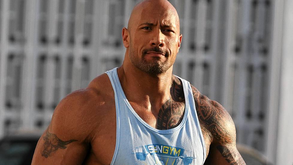 "Trénujte ako Dwayne ""The Rock"" Johnson"
