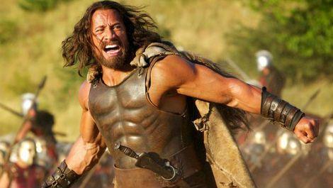 Herkules Dwayne jeho stravovací plán v príprave na Herkula