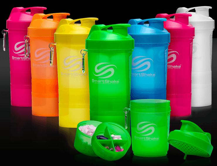 SmartShake Original Neon šejker