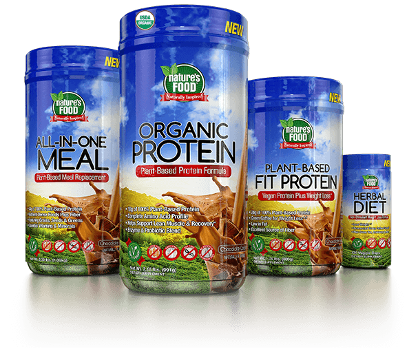 Organic Protein - Natures Food