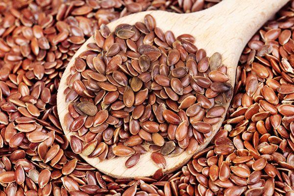ľanové semienka: 10 najzdravších semien