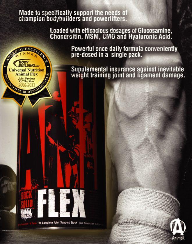 Animal Flex - Universal Nutrition