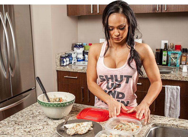 pravidelná strava príprava fitness jedla desatoro na rast svalov