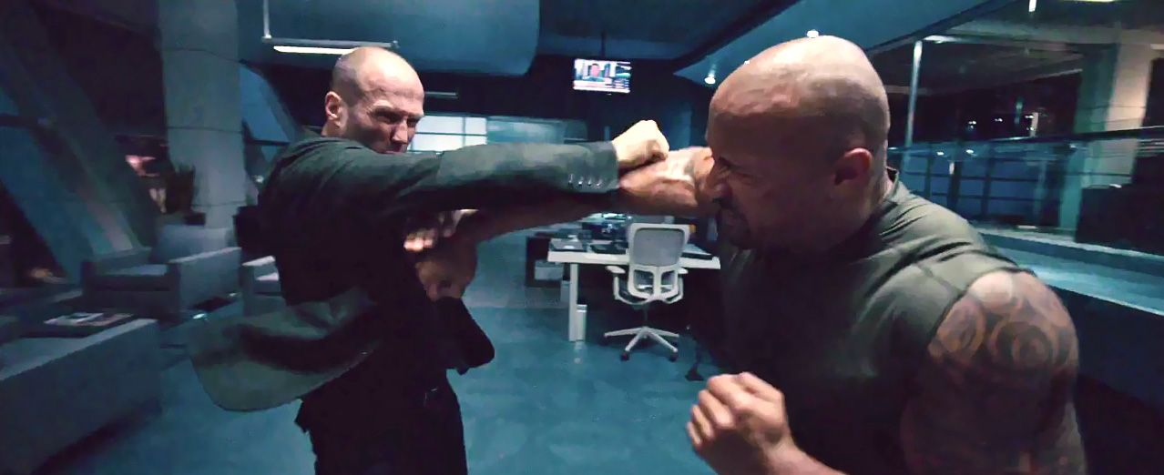 "Trénujte ako Dwayne ""The Rock"" Johnson jason statham furious 7"