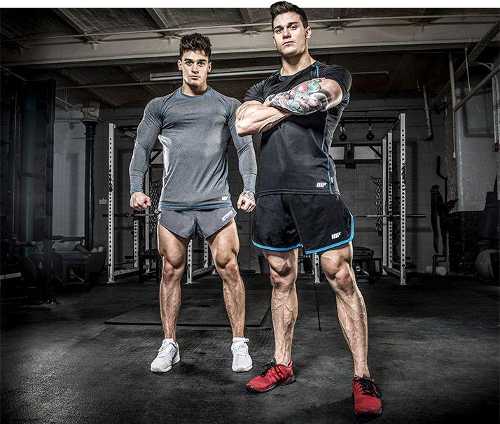 Harrin twins tréningový plán