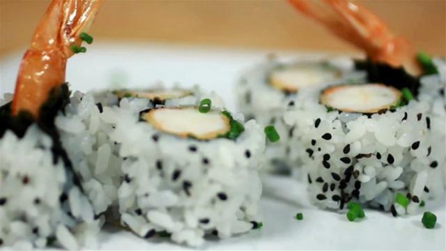 Sushi a jeho zdravšia alternatíva