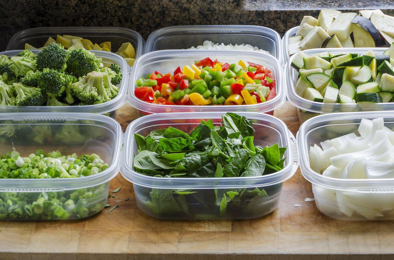 Predpríprava jedál - chudnutie, zdravé stravovanie