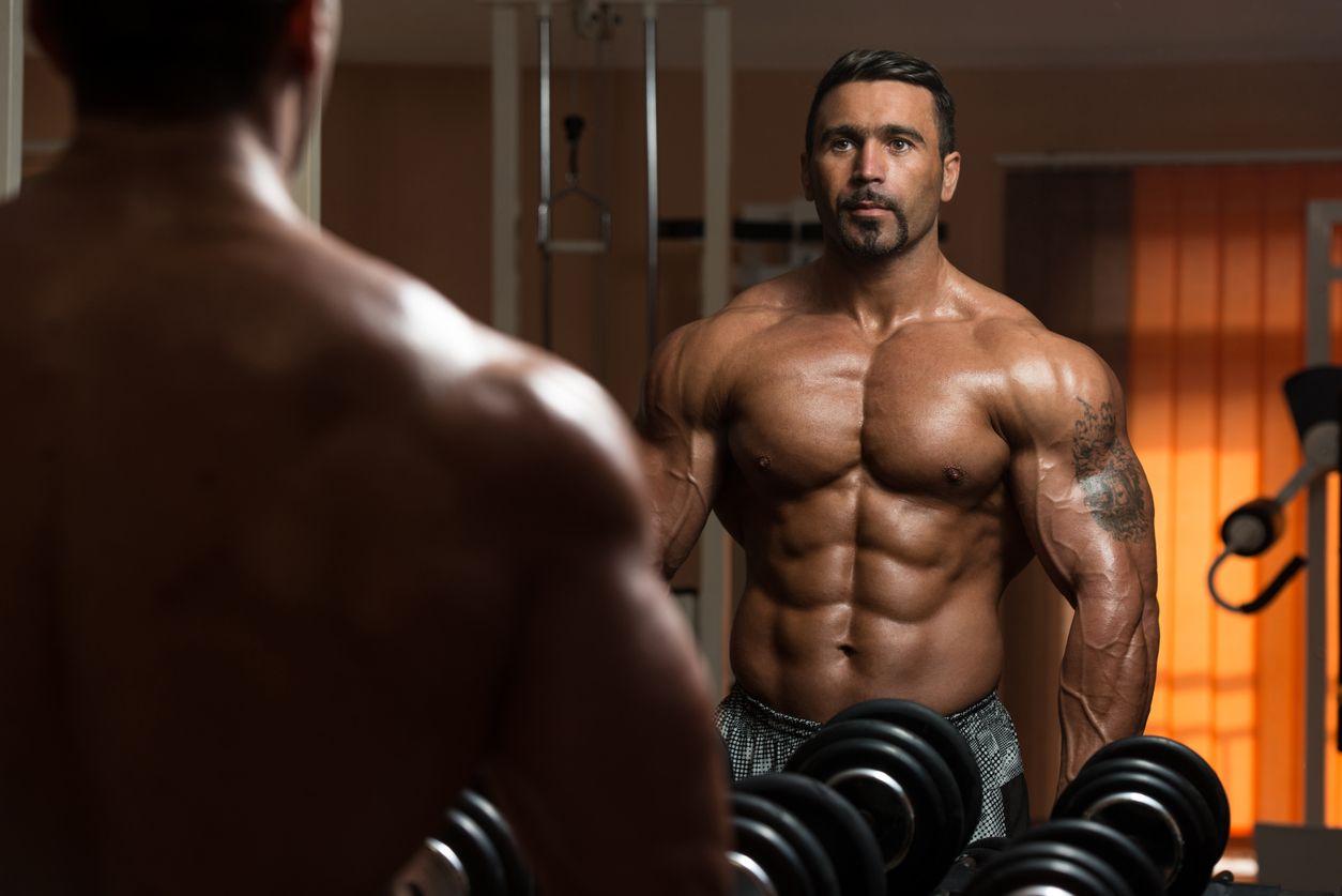 tréning na rast svalovej hmoty