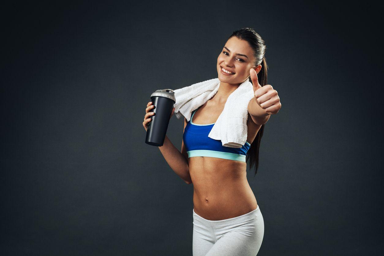 prečo by ženy mali užívať proteín?