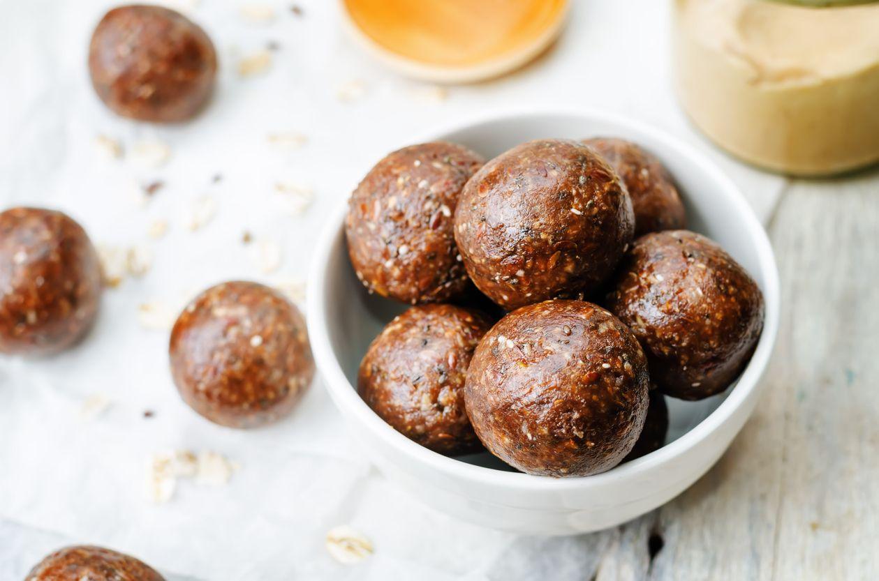 Čokoládové guľôčky recept