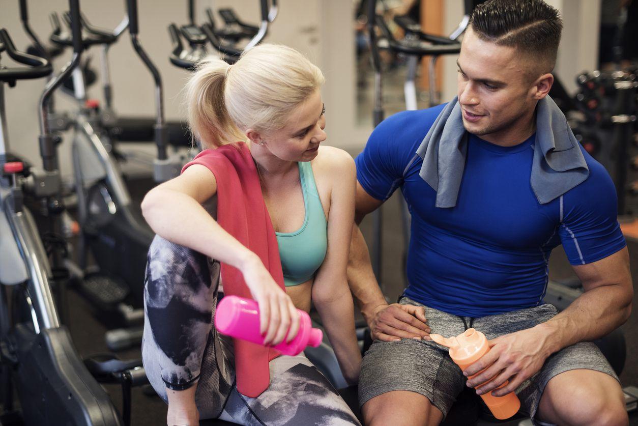 vplyv bielkovín na ženy a na mužov - štúdia