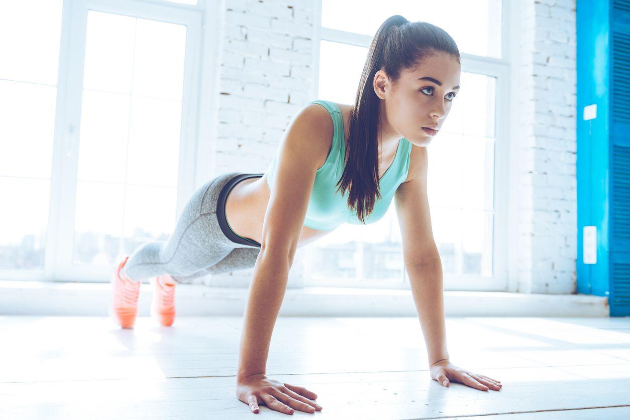 plank - výhody a benefity