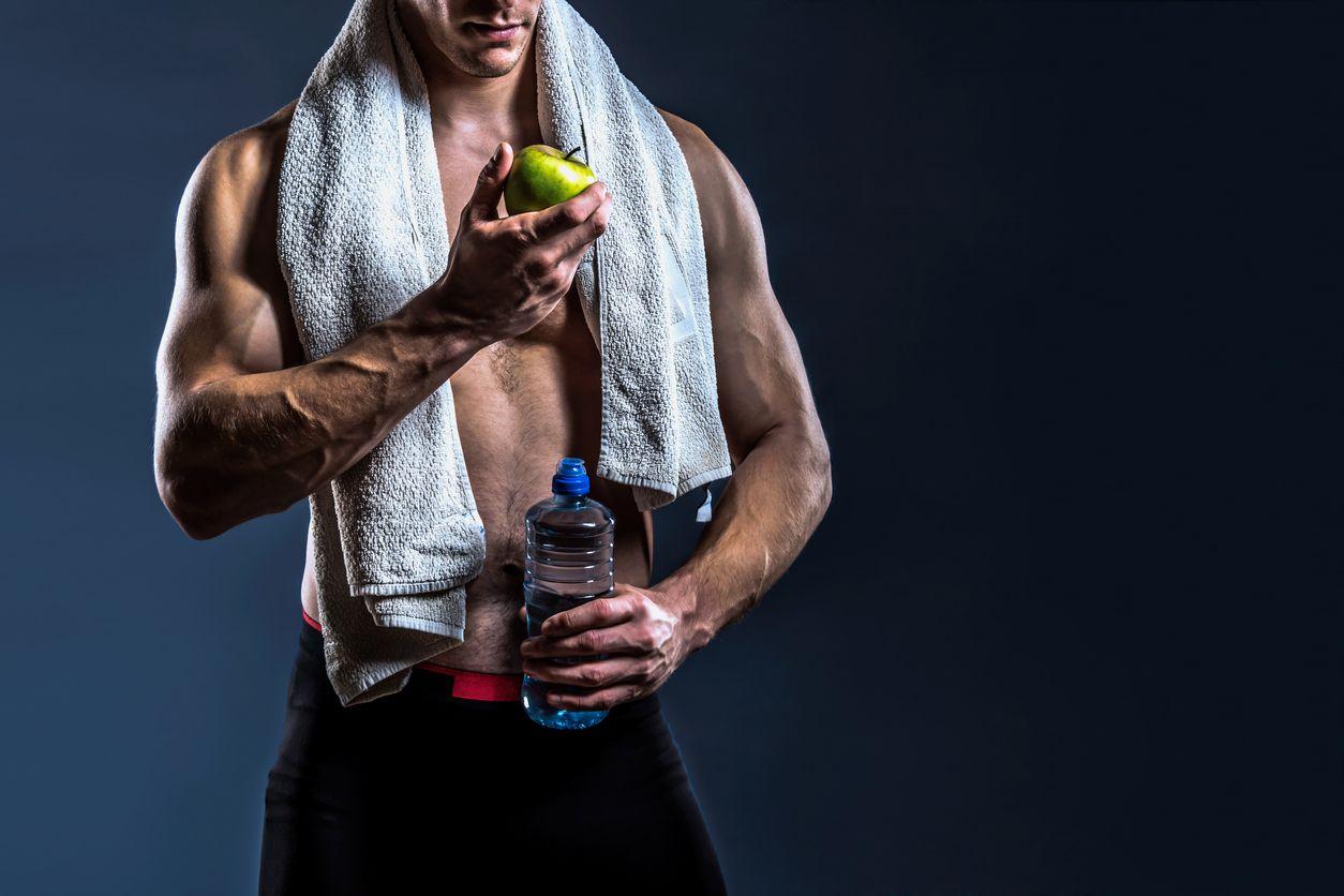 ako počítať kalórie - pite vodu a jedzte viac vlákniny