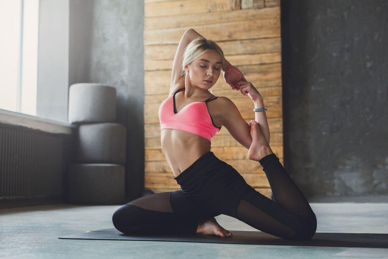 plank zvyšuje flexibilitu