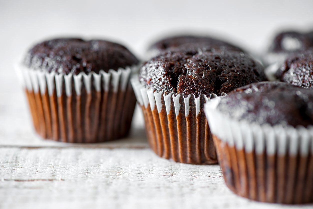 fitness muffin recept