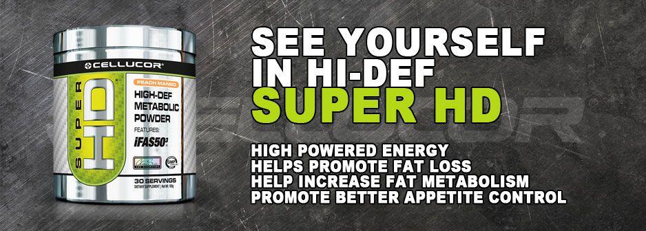 Super HD - Cellucor