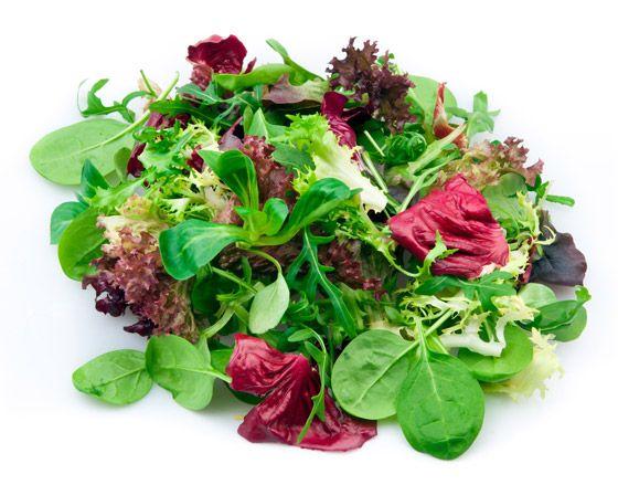 Paleo raňajky paleo strava listová zelenina