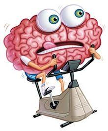 Dvíhanie ťažkých váh zlepšuje pamäť