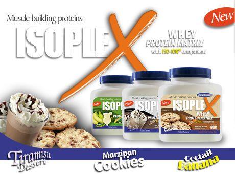 isoplex protein