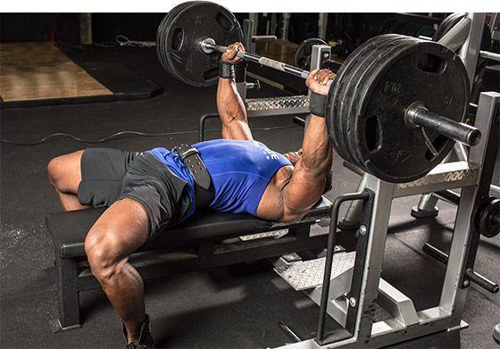 bench press tréning