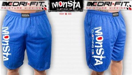 DRI- FIT oblečenie odvádza vlhkosť Monsta