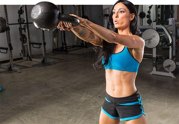 Ženy ako nabrať svaly, nesústreďte sa len na problémové partie