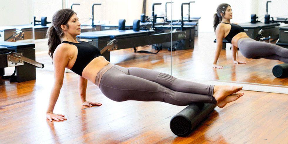 Fitness foam Roller - penový valec na cvičenie