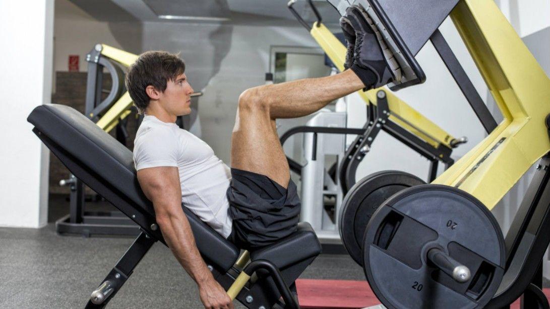 5 tréningových plánov na nohy cviky nôh