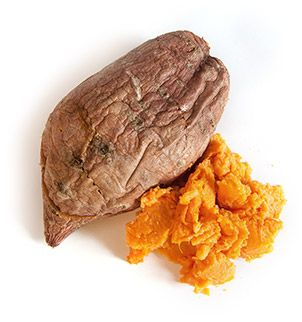 sladké zemiaky bataty sacharidy ako vyzerá 50 g sacharidov