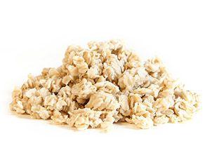 ovsené vločky sacharidy ako vyzerá 50 g sacharidov
