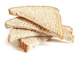 chlieb sacharidy ako vyzerá 50 g sacharidov