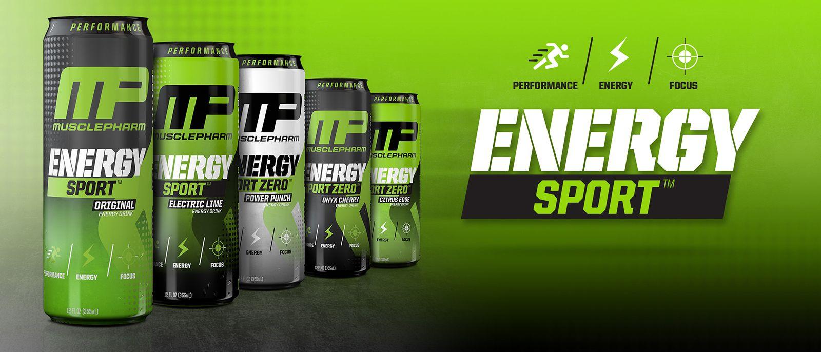 energy sport drink