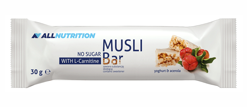 Musli Bar - All Nutrition