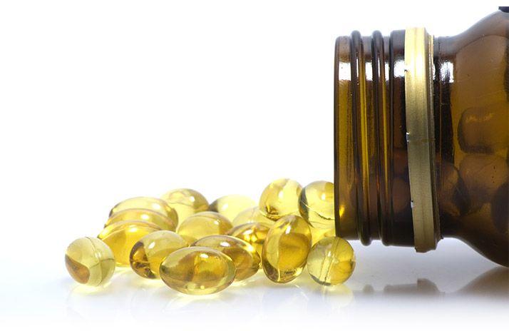 omega-3 mastné kyseliny