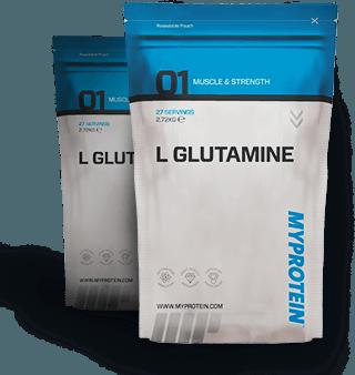 l glutamín myprotein