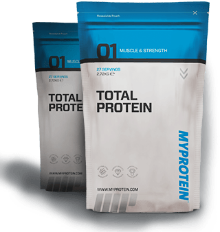 total protein myprotein