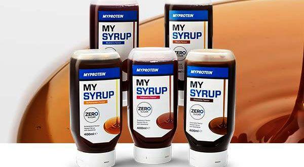 mysyrup myprotein