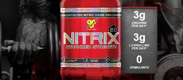 nitrix 2.0 predtréningový stimualnt