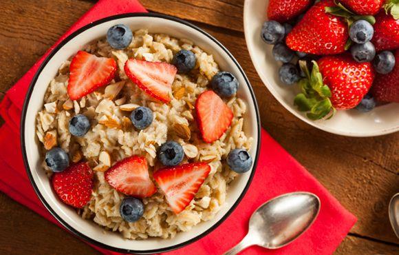 Čo jesť na raňajky pred tréningom?
