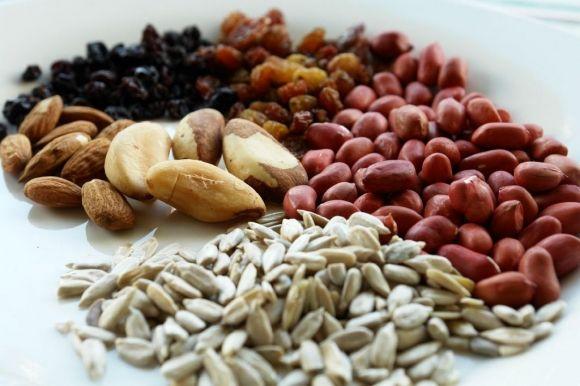 Omega-3 mastné kyseliny zdroj orechy
