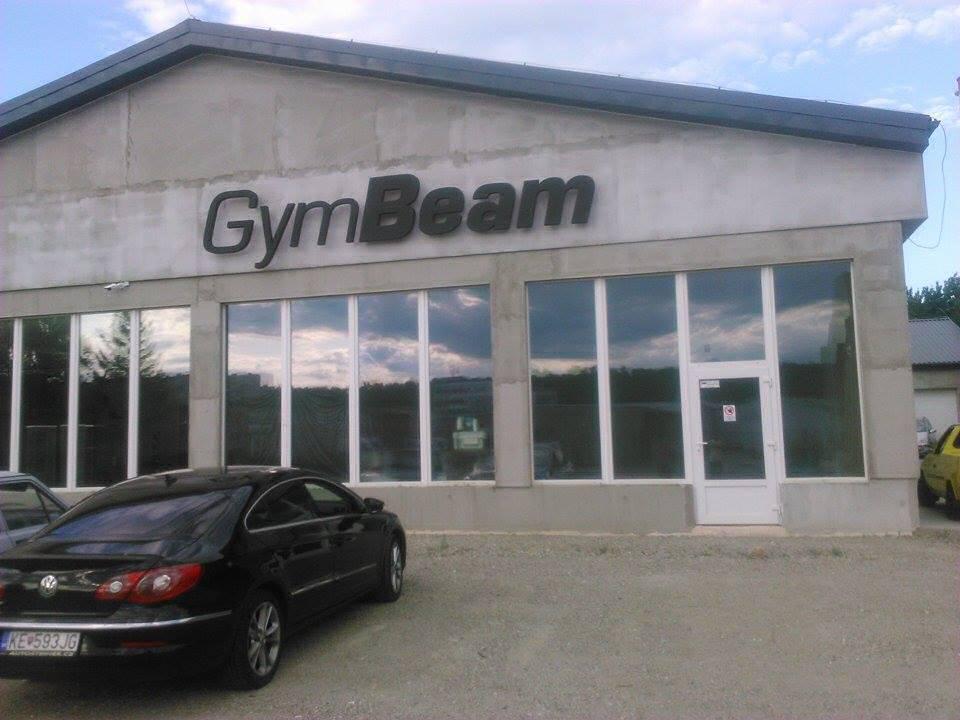 Gymbeam osobný odber Košice