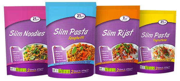 Slim Pasta Spaghetti - Eat Water