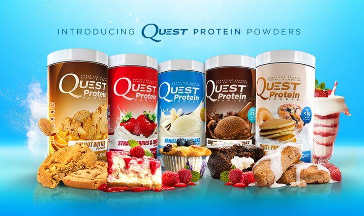 Protein Powder - Quest Nutrition