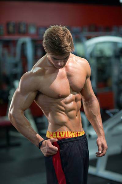 Jeff Seid tréningový plán tréning strava