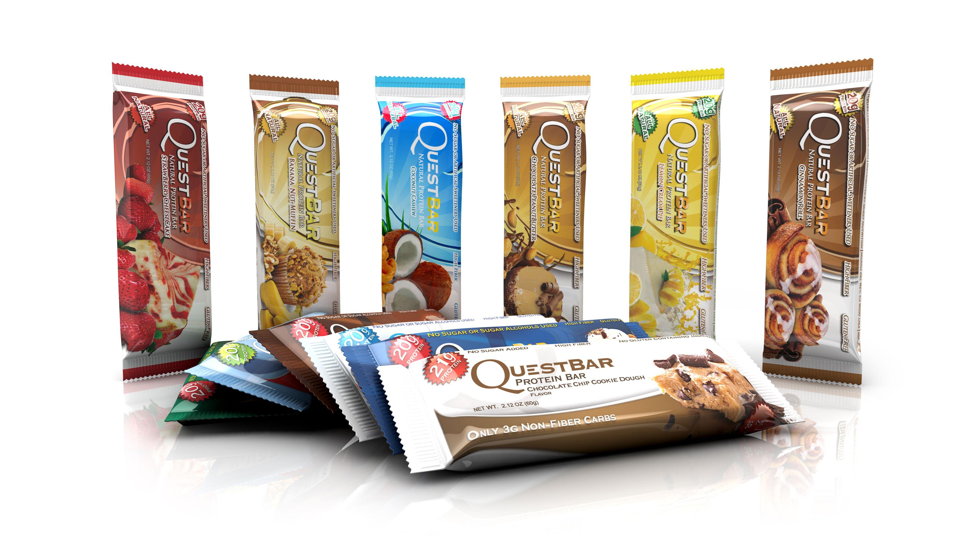Quest bar proteínová tyčinka