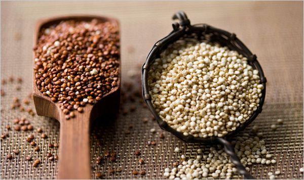 6 zdravých jedál, ktorými sa prejedáme zbytočne quinoa