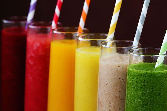 7 výživných olovrantov, ktoré môžete mať vždy po ruke, smoothie